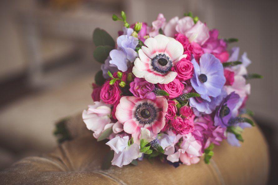 Букеты тамбове, анемоны букеты цветы фото