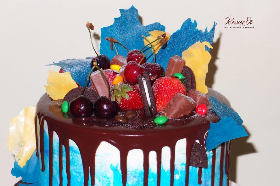 """Фото 11924784 в коллекции торты без мастики..кексы, пирожные, десерты, фигурки.. - """"Камея"""" - торты Ирины Каниной"""