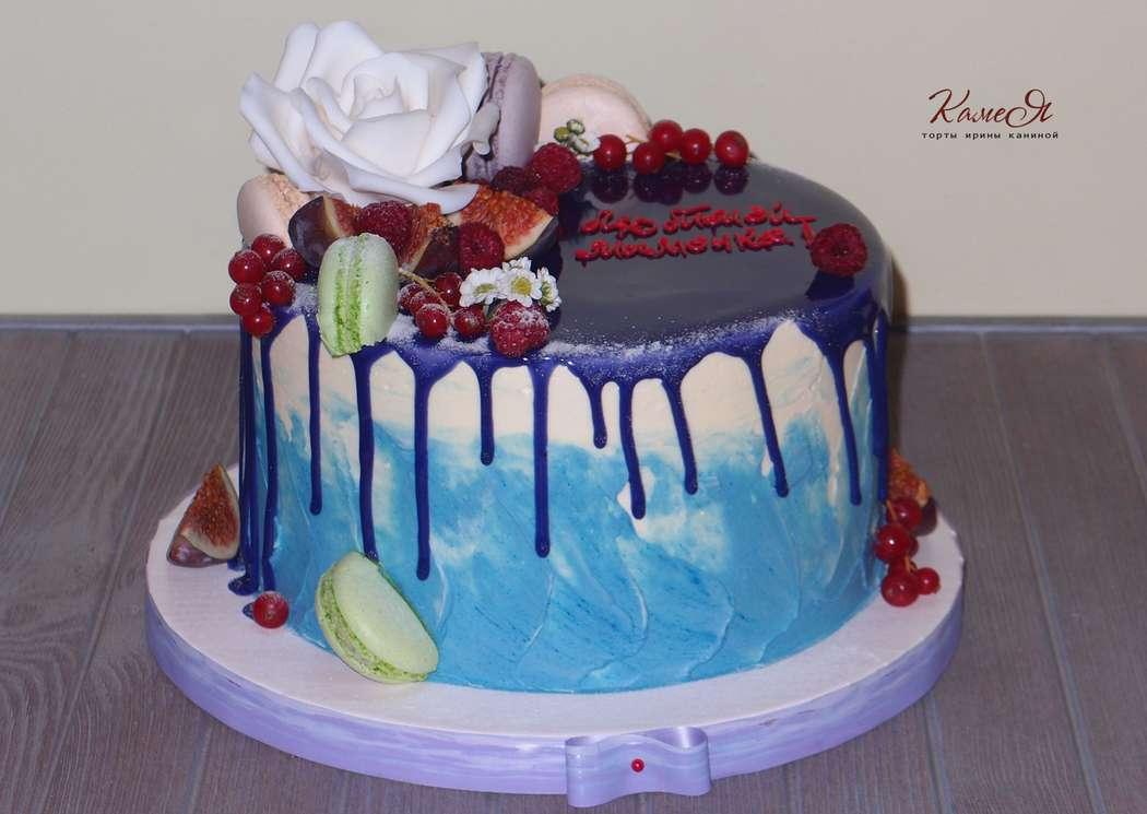 """Фото 11924796 в коллекции торты без мастики..кексы, пирожные, десерты, фигурки.. - """"Камея"""" - торты Ирины Каниной"""