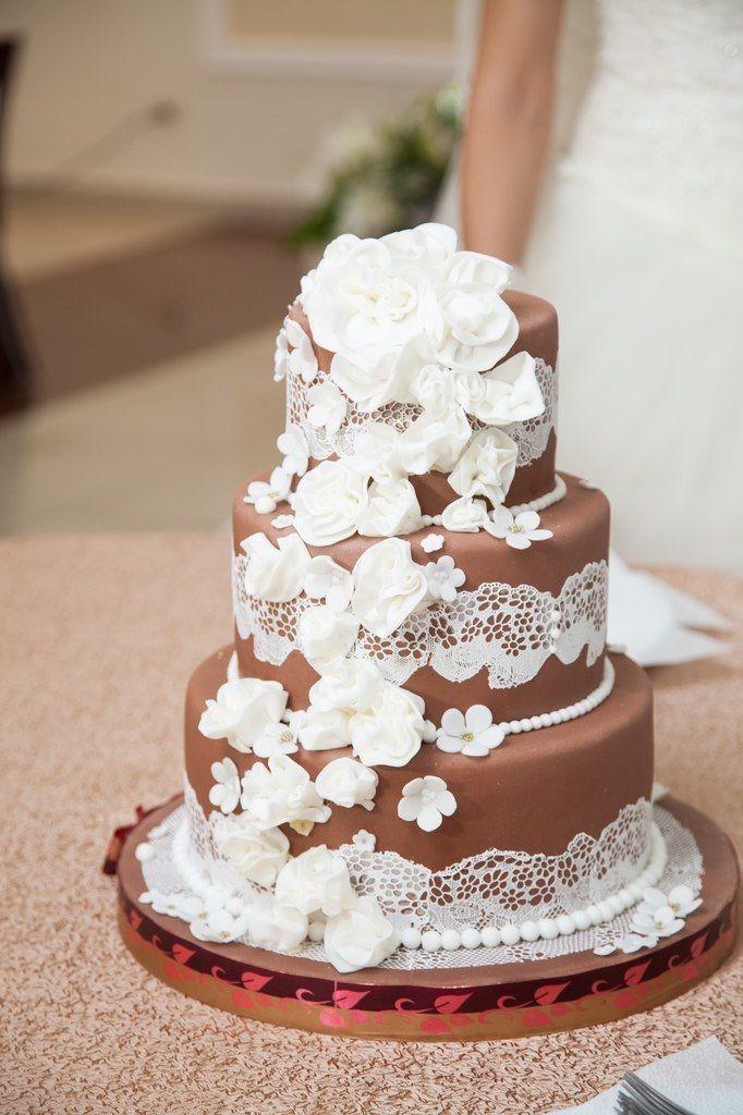 """Фото 11924864 в коллекции Свадебные торты - """"Камея"""" - торты Ирины Каниной"""