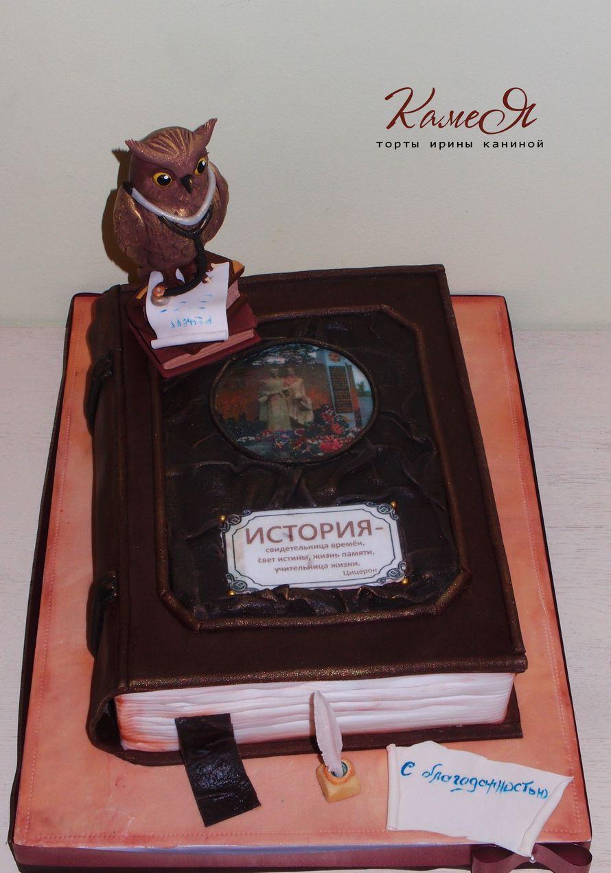 """Фото 11924868 в коллекции Разные торты - """"Камея"""" - торты Ирины Каниной"""
