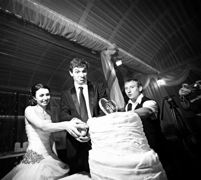 Фото 748903 в коллекции Свадебный альбом - Фотограф Сергей Семиков