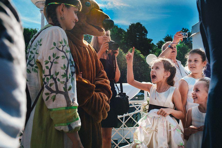 Фото 753281 в коллекции Свадебный альбом - Фотограф Сергей Семиков