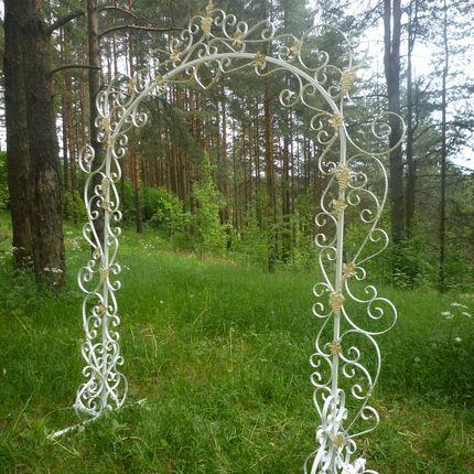 Авторская свадебная арка