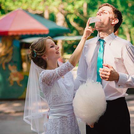 Фотосъемка полного свадебного дня 10 часов