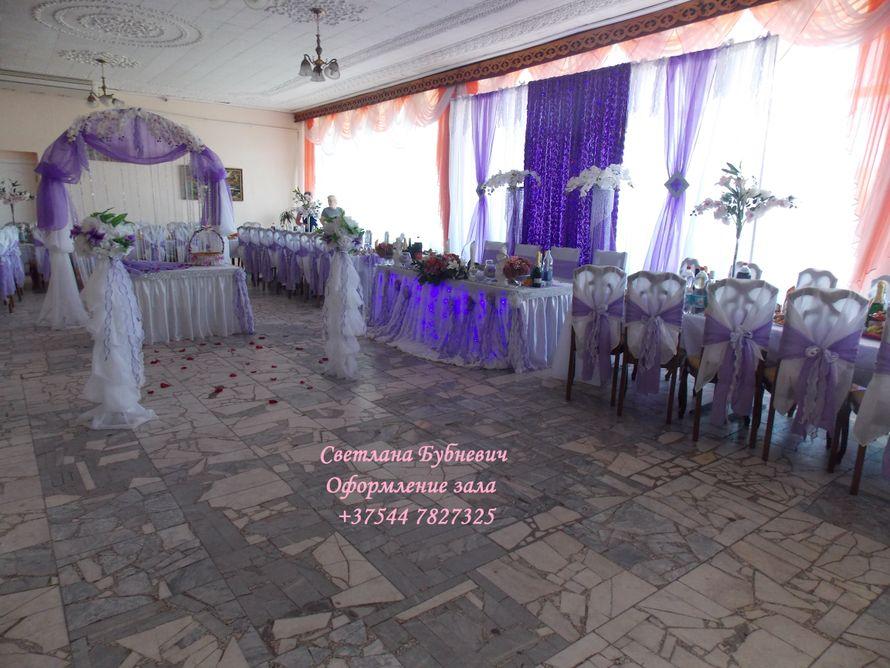 Фото 5725413 в коллекции Оформление в фиолетовом цвете - Декор-студия Светланы Бубневич