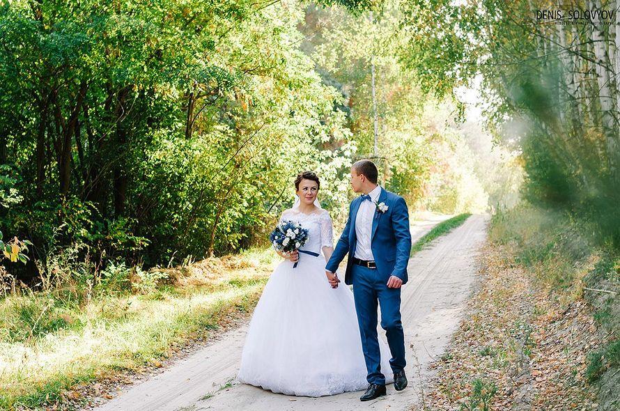 Фото 8051420 в коллекции Свадебное фото - Фотограф Денис Соловьёв