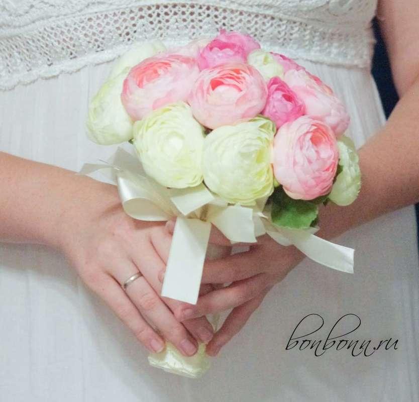 Букет дубль невесты своими руками