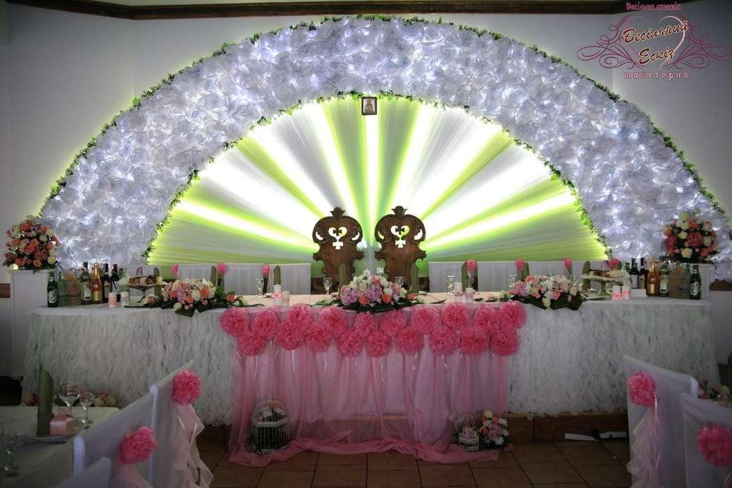 Фото 5800054 в коллекции оформлення весіль - Студія весільноі флористики Flor