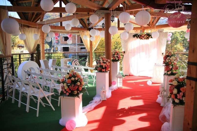 Фото 5800276 в коллекции оформлення весіль - Студія весільноі флористики Flor