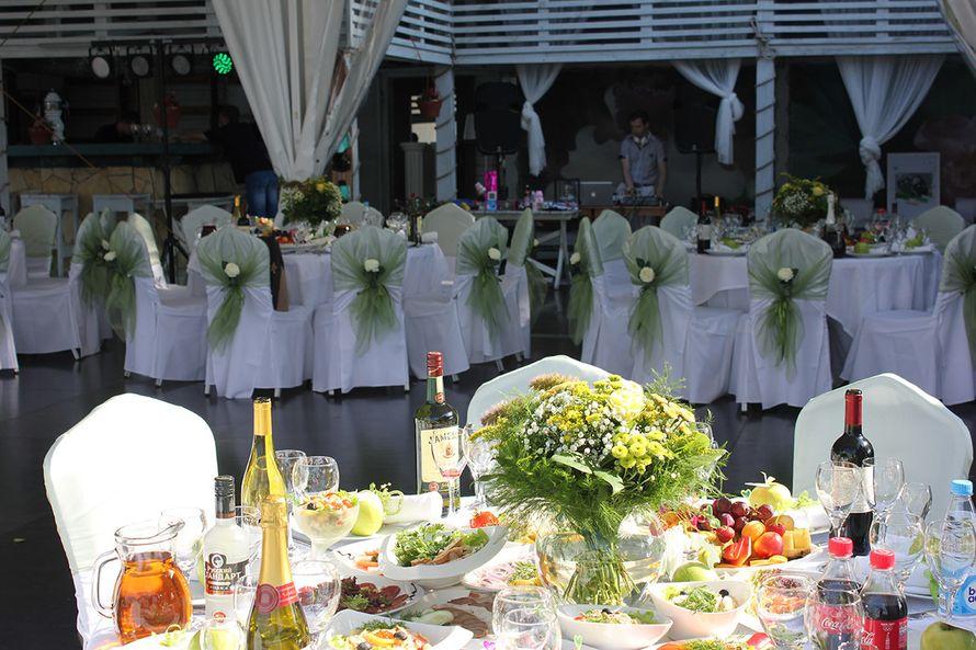Банкетный зал с верандой - фото 5817712 Барабуля - летний ресторан