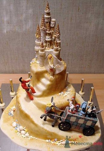 Фото 2988 в коллекции Фигурки на торт