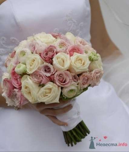 Фото 3838 в коллекции Букет невесты - leshechka