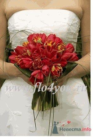 Фото 3878 в коллекции Букет невесты - leshechka