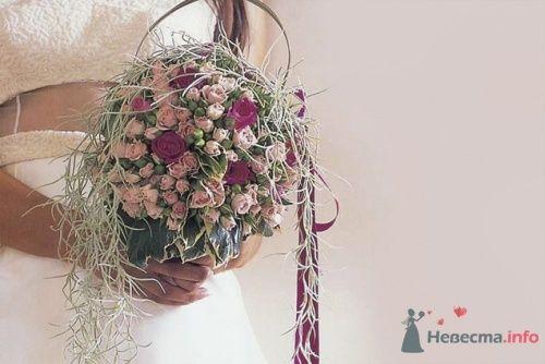 Фото 3880 в коллекции Букет невесты - leshechka