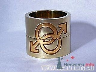 Фото 4035 в коллекции Обручальные кольца - leshechka