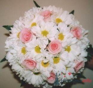 Фото 4087 в коллекции Букет невесты