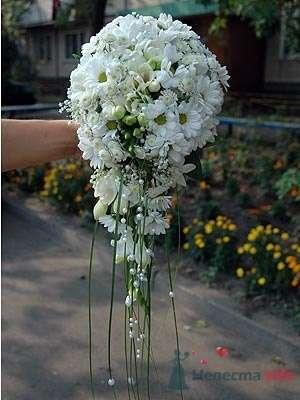 Фото 4112 в коллекции Букет невесты - leshechka