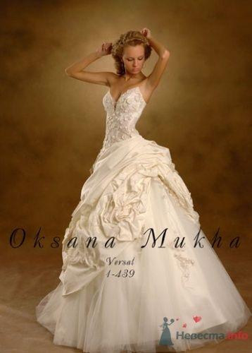 Фото 4221 в коллекции Свадебные платья - leshechka