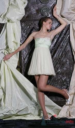 Фото 4629 в коллекции Вечерние платья - leshechka