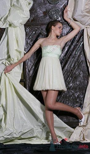 Фото 4629 в коллекции Вечерние платья