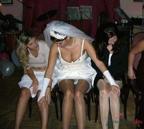 Фото 5522 в коллекции Свадебные курьезы - leshechka