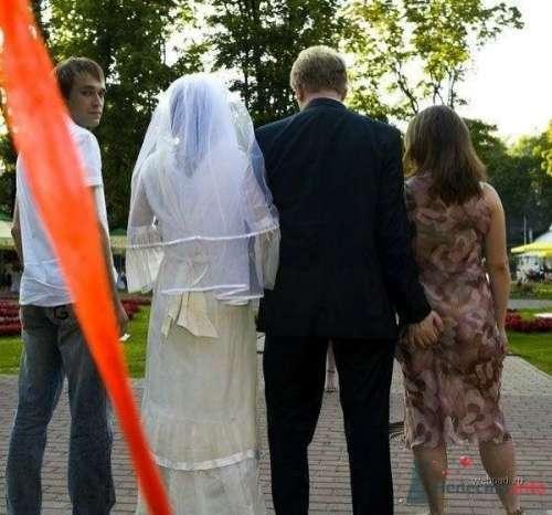 Фото 5529 в коллекции Свадебные курьезы - leshechka