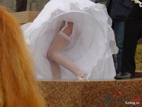 Фото 5537 в коллекции Свадебные курьезы - leshechka