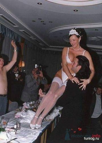 Фото 5541 в коллекции Свадебные курьезы - leshechka