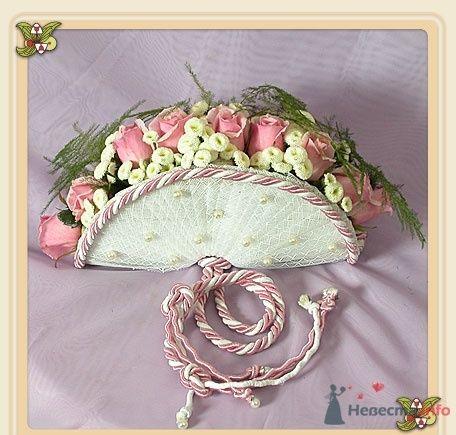 Фото 6138 в коллекции Букет невесты - leshechka