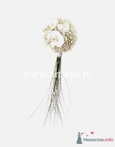 Фото 6524 в коллекции Букет невесты - leshechka