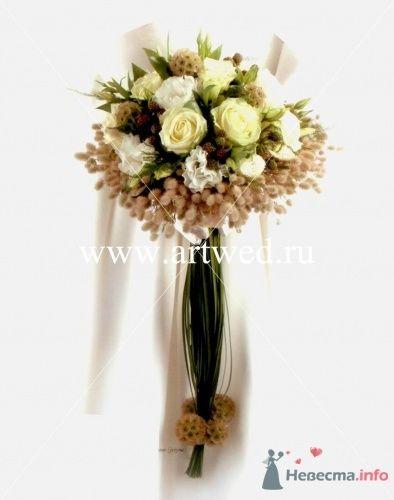 Фото 6546 в коллекции Букет невесты - leshechka