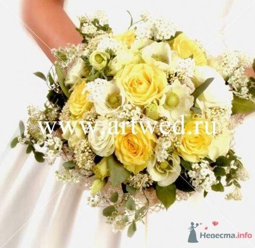 Фото 6548 в коллекции Букет невесты - leshechka