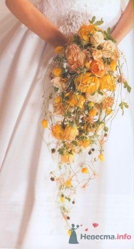 Фото 6721 в коллекции Букет невесты - leshechka