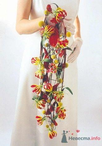 Фото 6751 в коллекции Букет невесты - leshechka
