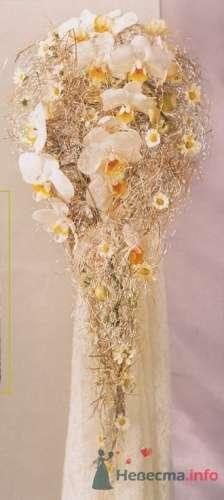 Фото 6773 в коллекции Букет невесты - leshechka