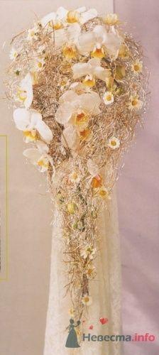 Фото 6773 в коллекции Букет невесты