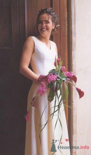 Фото 6785 в коллекции Букет невесты