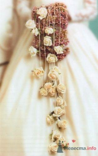 Фото 6792 в коллекции Букет невесты - leshechka