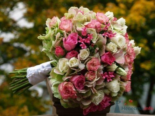 Фото 9203 в коллекции Букет невесты - leshechka
