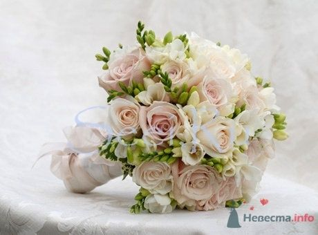Фото 9263 в коллекции Букет невесты - leshechka