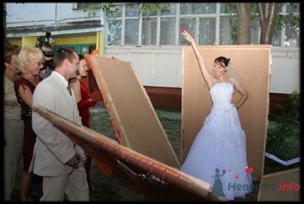 Фото 14132 в коллекции Свадебная фотография - leshechka