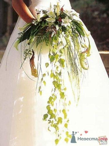 Фото 17860 в коллекции Букет невесты - leshechka