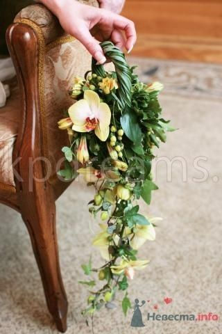 Фото 17870 в коллекции Букет невесты - leshechka