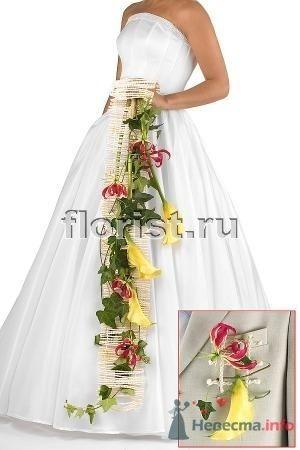 Фото 17884 в коллекции Букет невесты - leshechka