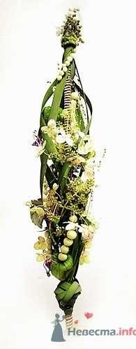 Букет веретено - фото 736 Флорист-дизайнер Екатерина