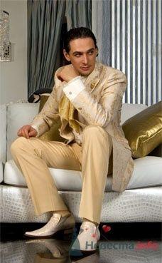 Выходной костюм Ottavio Nuccio от ПЛЮМАЖ - фото 1169 Плюмаж - бутик выходного платья и костюма