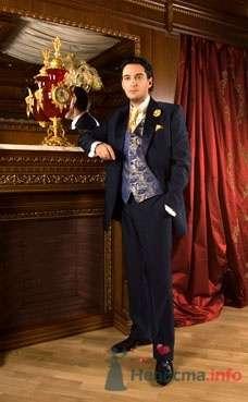 Выходной костюм Ottavio Nuccio от ПЛЮМАЖ - фото 1182 Плюмаж - бутик выходного платья и костюма