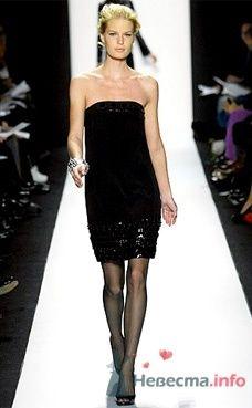 Коктейльное платье Badgley Mischka от ПЛЮМАЖ - фото 1183 Плюмаж - бутик выходного платья и костюма