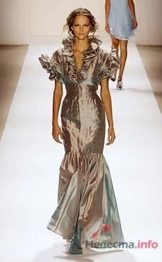 Коктейльное платье Tadashi от ПЛЮМАЖ - фото 1192 Плюмаж - бутик выходного платья и костюма